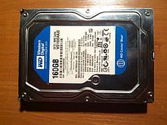 HDD 160GB 7200rpm SATAII Різних виробників. Гарантія!