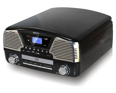 Музыкальный центр Camry CR 1134 black