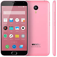 Meizu M2 Note 16GB Pink 3мес., фото 1