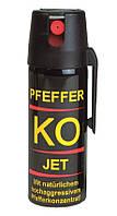 Газовый баллончик струйный Pfeffer KO JET 50Ml. Германия, оригинал.