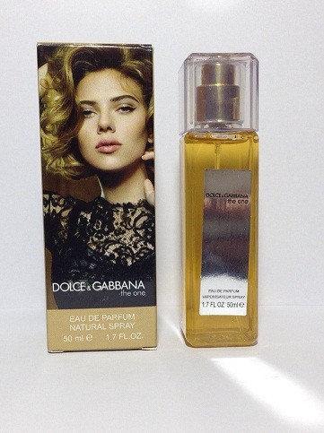 Мини-парфюм Dolce&Gabbana The One Women 50 мл.