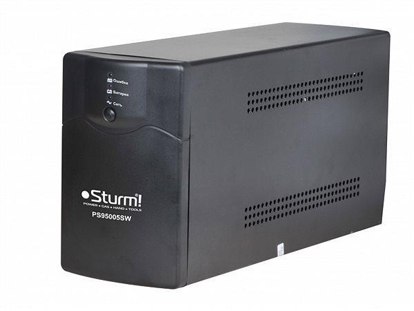 Источник бесперебойного питания для компьютера 500 ВA Sturm PS95005SW