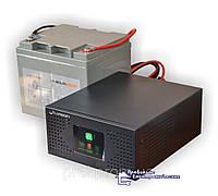 Джерело безперебійного живлення Luxeon UPS-600NR ( 400Вт, 12В ), фото 1