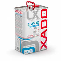 Синтетичне моторне масло XADO Luxury Drive 5W-30 SYNTHETIC