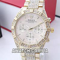 Женские кварцевые наручные часы Rolex M39