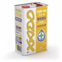 Минеральное моторное масло XADO Atomic Oil 15W-40 CI-4 Diesel