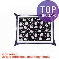 Поднос с подушкой Космические Коты /аксессуары для дома