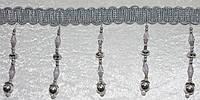 Бахрома (стеклярус) для штор