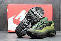 Кроссовки Nike air max 95,Black/Green, фото 3