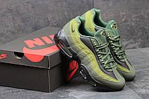 Кроссовки Nike air max 95,Black/Green, фото 2