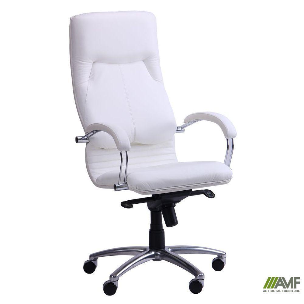 Крісло Ніка HB хром Неаполь N-35