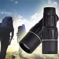 Монокуляр 16x25 - Bushnell, компактный и обеспечивает качественную картинку