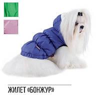 Pet Fashion Жилет Бонжур M