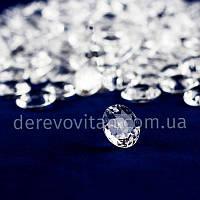 Кристаллы для декоративных нитей, 1.8 см, упаковка 500 г
