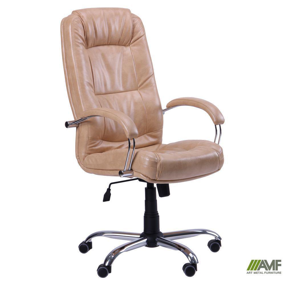 Крісло Марсель Хром Неаполь N-20