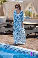 Женский комплект Платье 2 в 1 орхидея НОРМА
