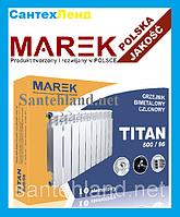 Радиатор биметаллический TITAN MAREK 500*96 (Польша )