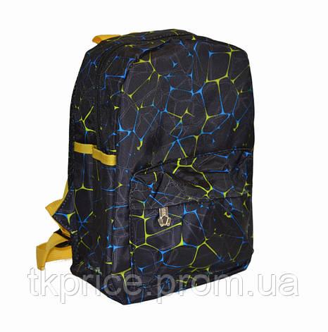 Детский рюкзак для мальчиков  черный, фото 2