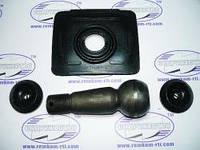 Ремкомплект наконечника продольной тяги (с пальцем), ЮМЗ-6