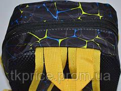 Детский рюкзак для мальчиков  черный, фото 3