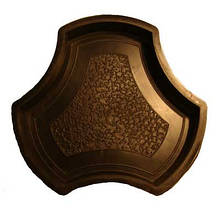 Форма для плитки «Бікіні» Україна