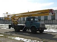 Автогидроподъемник СММ ВС-22-04
