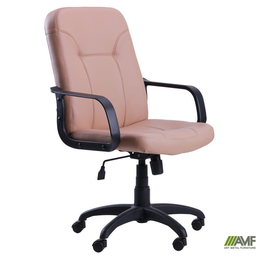 Кресло Смарт Пластик Скаден светло-серый