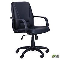 Крісло Ліга Пластик Скад темно-зелений, фото 1