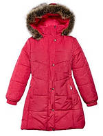 Lenne Isabel 17365/1888 пальто зимнее р. 146-164 (ягодное)