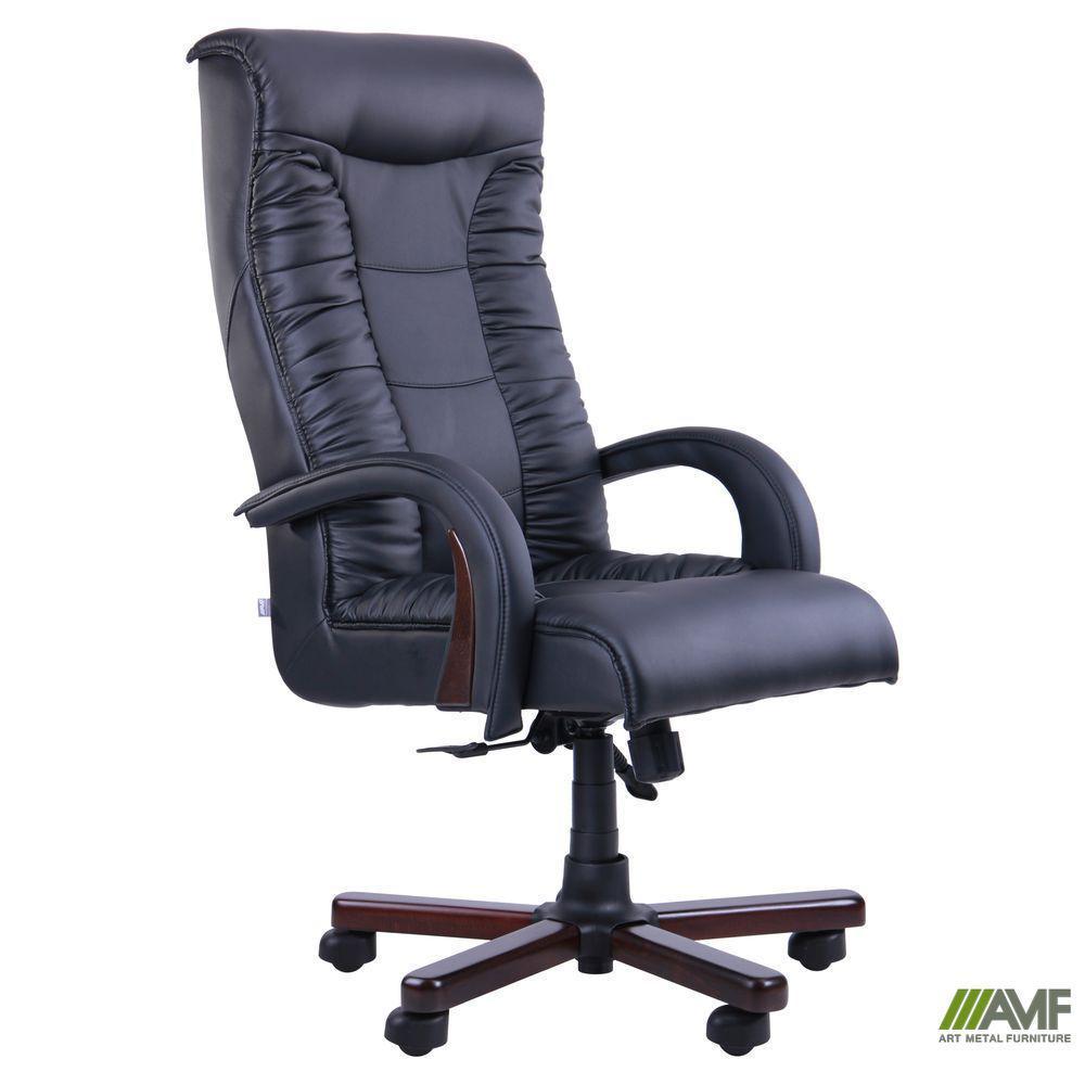 Кресло Кинг Люкс ANYFIX бук Неаполь N-04