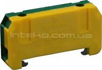 Колодка клеммная SEZ RSN6 желто-зеленый