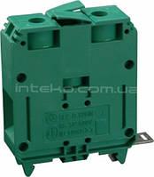 Клеммная колодка  SEZ RS1204  зеленый