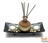 Декоративная композиция в японском стиле для ресторана и кафе 26 см