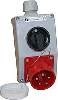 Монтажный набор (вводный) 16A Spamel ZO22/R111