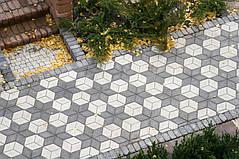 Укладка тротуарной плитки 6