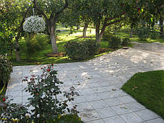 Укладка тротуарной плитки 8