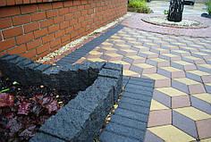 Укладка тротуарной плитки 11