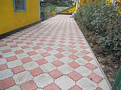 Укладка тротуарной плитки 12