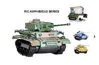Радиоуправляемый танк 04612