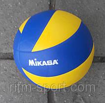 Волейбольный мяч Mikasa MVA 310, фото 2