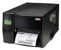 EZ-6200+/6300+ — промышленные термо/термотрансферные принтеры штрих кода