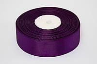 Лента репс 2.5 см, 23 м, № 46 фиолетовый