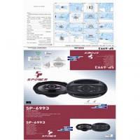 Автомобильная акустика, колонки SP-6993