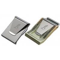 Металлический зажим для денег и платёжных карт Slim Clip