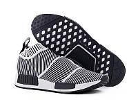 Серо-белые мужские кроссовки