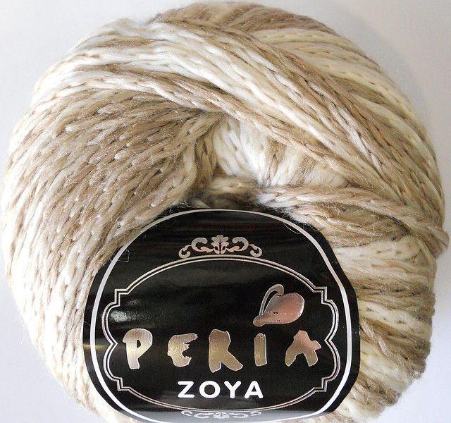 Peria zoya (20% шерсть 65% акрил 15% нейлон)100м