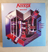 CD диск Accept -  Metal Heart