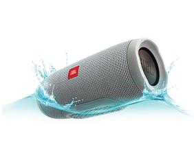 Колонка портативная беспроводная JBL Charge 3, влагозащитная Bluetooth акустика, Реплика супер качество, фото 3