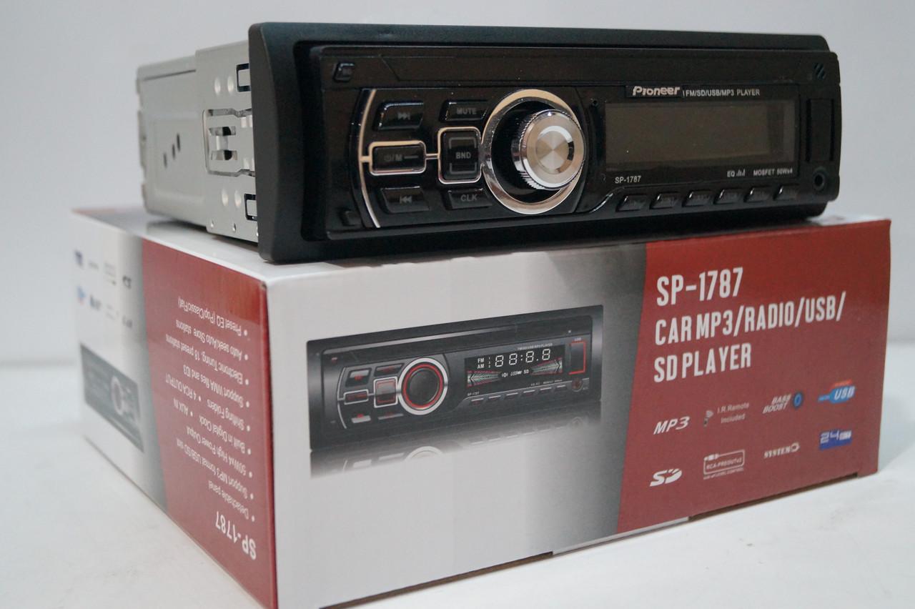 USB/SD MP3 проигрыватель Автомагнитола Pioneer SP-1582 MP3  USB/SD