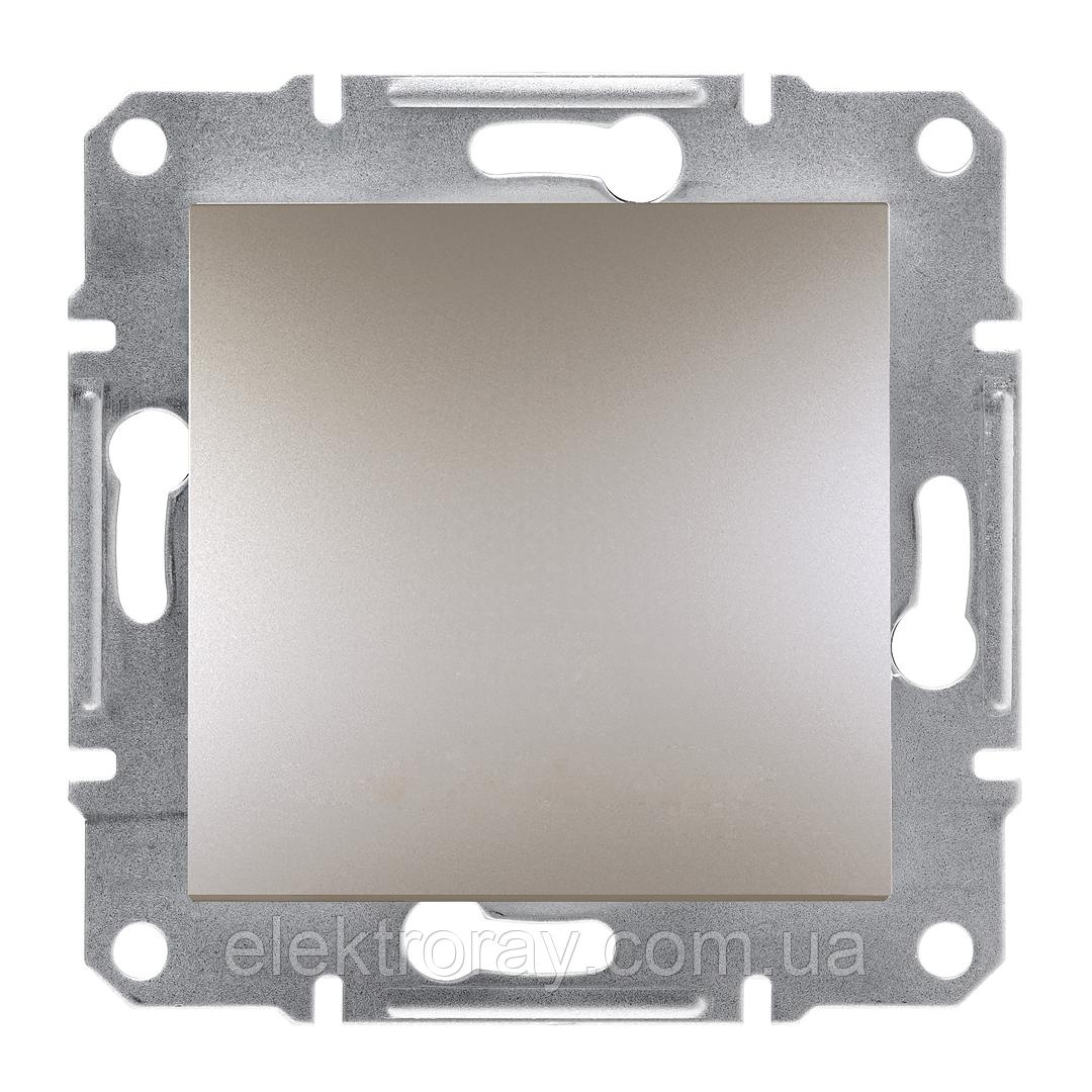 Перекрестный выключатель Schneider Asfora Plus бронза